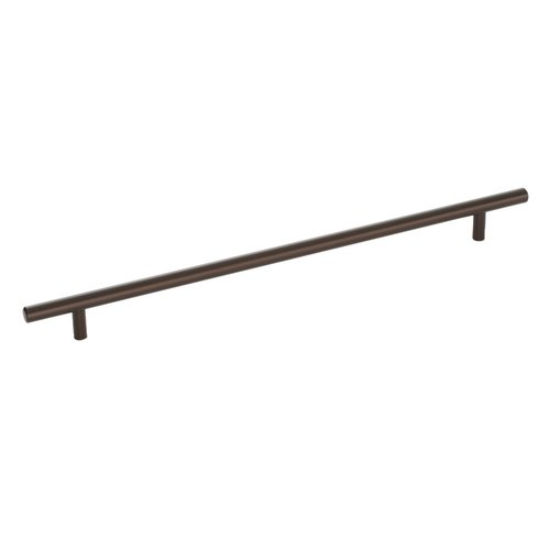 Amerock Bar Pulls 12-5/8 Inch Center to Center Caramel Bronze Cabinet Pull BP19014CBZ