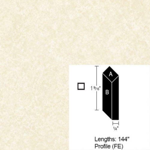 Wilsonart Bevel Edge - Pampas - 12 Ft CE-FE-144-4166-60