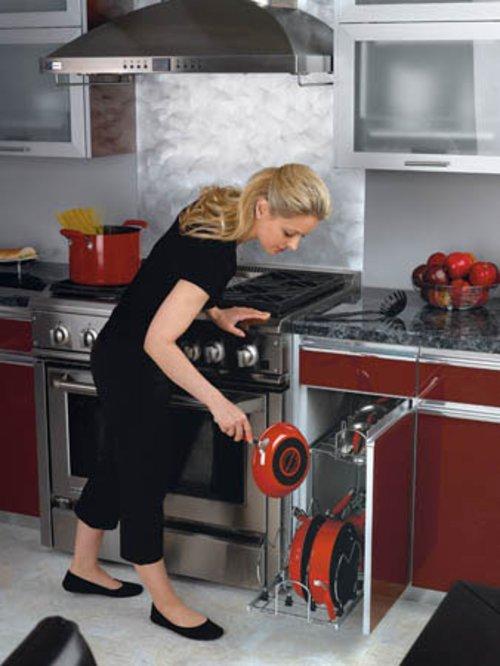 Rev-A-Shelf 2 Tier Cookware Organizer - Chrome 5CW2-1222-CR