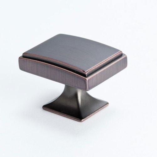 Berenson Hearthstone 1-9/16 Inch Diameter Verona Bronze Cabinet Knob 4081-10VB-P