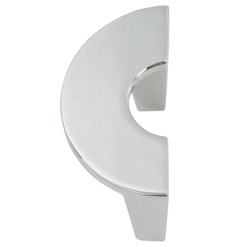 Atlas Homewares Roundabout 1-1/4 Inch Center to Center Polished Chrome Cabinet Pull 353-CH