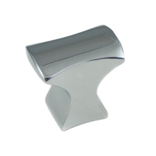 Berenson Aspire 1-1/4 Inch Length Polished Chrome Cabinet Knob 9242-1026-P