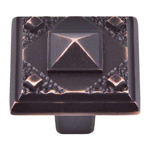 Atlas Homewares Craftsman 1-1/2 Inch Diameter Venetian Bronze Cabinet Knob 257-VB