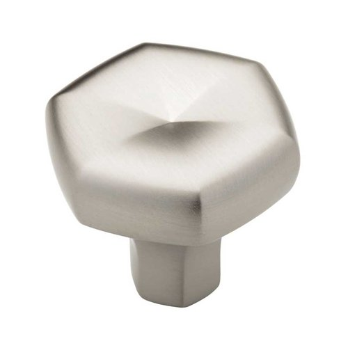 Liberty Hardware Stratus 1-5/16 Inch Diameter Stainless Finish Cabinet Knob P19024-110-C