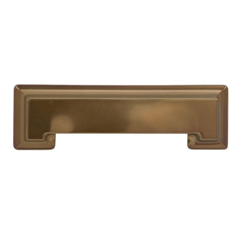 Hickory Hardware Studio 3-3/4 Inch Center to Center Veneti Bronze Cabinet Pull P3013-VBZ
