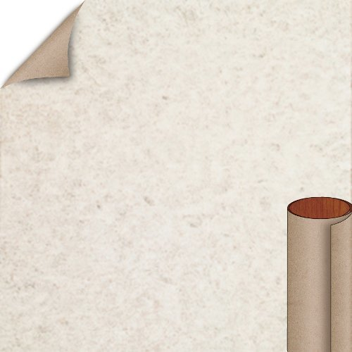 Nevamar White Essence Textured Finish 4 ft. x 8 ft. Vertical Grade Laminate Sheet ES7001T-T-V3-48X096