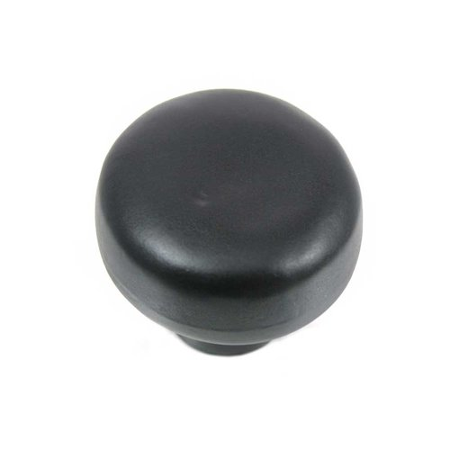 MNG Hardware Riverstone 1-1/4 Inch Diameter Oil Rubbed Bronze Cabinet Knob 84413