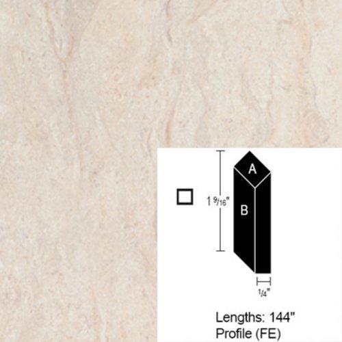 Wilsonart Bevel Edge - Crema Marfil - 12 Ft CE-FE-144-4927-38