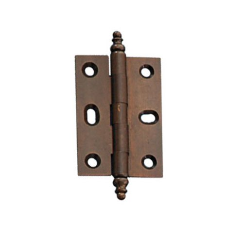 Elite Mortised Butt Hinge 63X45mm - Oil Rubbed Bronze <small>(#354.36.110)</small>