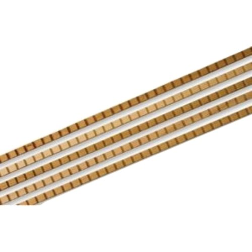 Omega National Products Dentil Molding 8' Maple 4/Box M0061MUF8