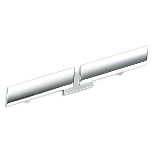 Laurey Hardware Division 3 Inch Center to Center Polished Chrome Cabinet Pull 38126