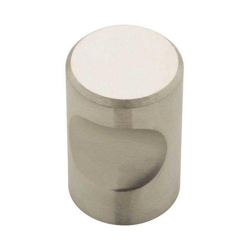 Liberty Hardware Bauhaus 13/16 Inch Diameter Stainless Steel Cabinet Knob 63120NA