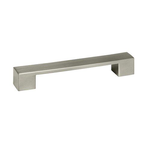 Amerock Monument 5-1/16 Inch Center to Center Satin Nickel Cabinet Pull BP36568G10