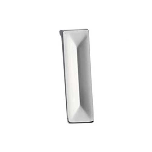 Dharma 1/8 Inch Center to Center Polished Chrome Cabinet Pull <small>(#ZP0027.1)</small>