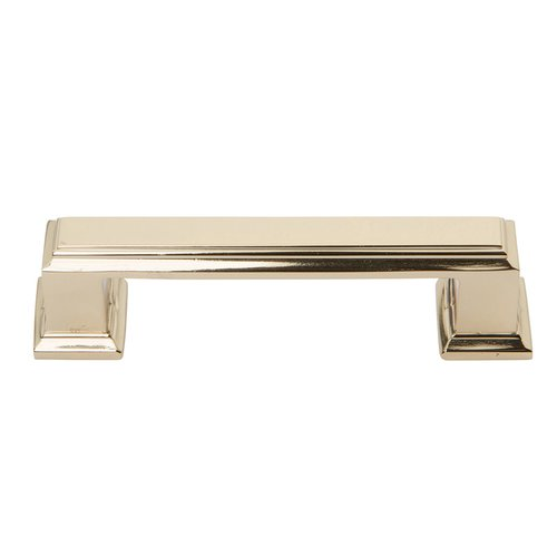 "Atlas Homewares Sutton Place Pull 3"" C/C French Gold 291-FG"