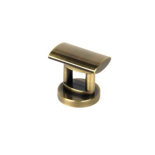 Century Hardware Monarch 1 Inch Diameter Antique Brass Cabinet Knob 29316-AB