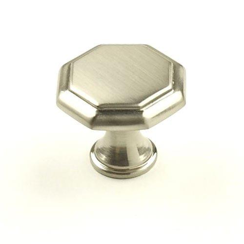 Century Hardware Apac 1-3/16 Inch Diameter Satin Nickel Cabinet Knob 25815-15