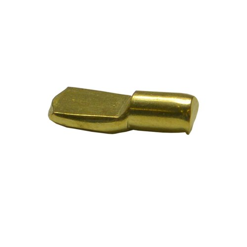 5MM Spoon Clip Bright Brass - Sold Per Hundred