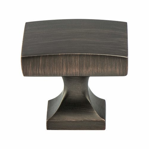 Berenson Century Edge Knob 1-3/8 inch Diameter Verona Bronze 1201-10VB-P