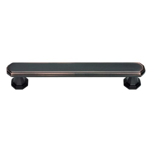Dickinson 5-1/16 Inch Center to Center Venetian Bronze Cabinet Pull <small>(#348-VB)</small>