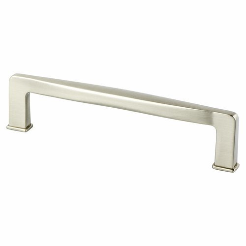 Berenson Subtle Surge Pull 5-1/16 inch Center to Center Brushed Nickel 1248-1BPN-P