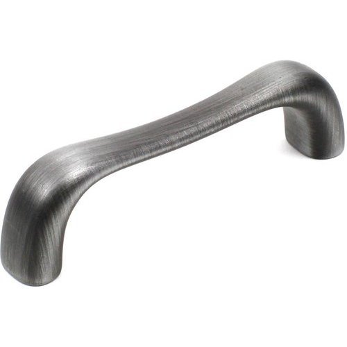 Century Hardware Plymouth 3 Inch Center to Center Weathered Pewter Cabinet Pull 13033-WP