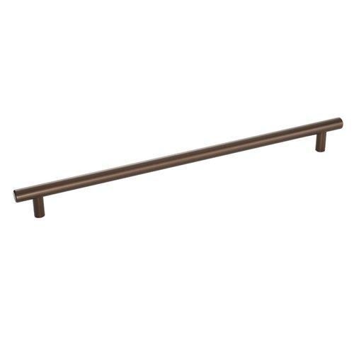 Amerock Bar Pulls 18 Inch Center to Center Caramel Bronze Appliance Pull BP54025CBZ