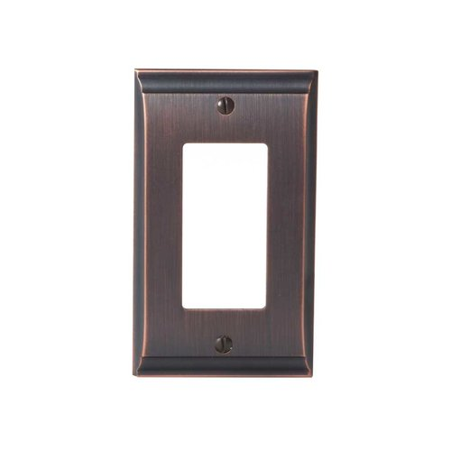 Amerock Candler One Rocker Wall Plate Oil Rubbed Bronze BP36504ORB
