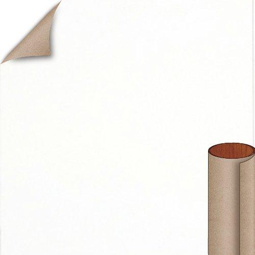 Nevamar Bone White Textured Finish 4 ft. x 8 ft. Countertop Grade Laminate Sheet S7032T-T-H5-48X096