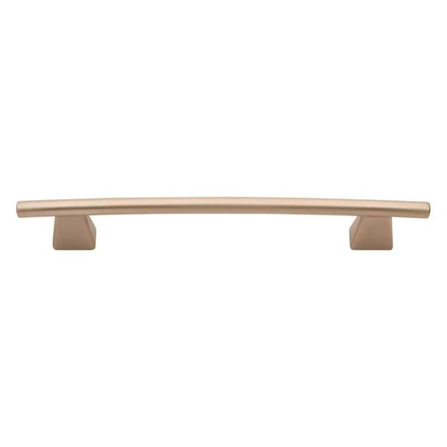 Atlas Homewares Fulcrum 5-1/16 Inch Center to Center Champagne Cabinet Pull 307-CM