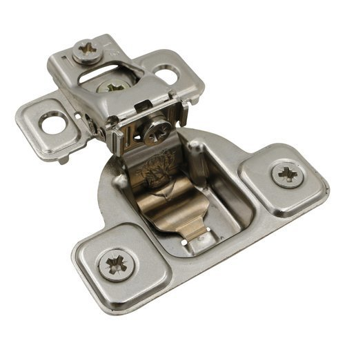 Salice Excenthree Face Frame Hinge 1/2 inch Overlay with Dowel CSR3799XR