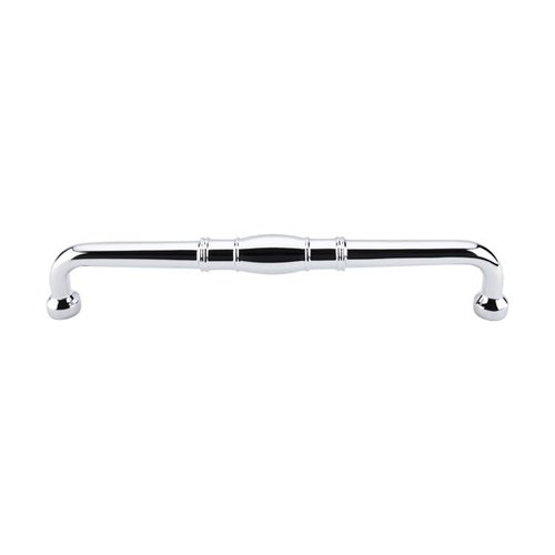 Top Knobs Appliance Pull 12 Inch Center to Center Polished Chrome Appliance Pull M839-12