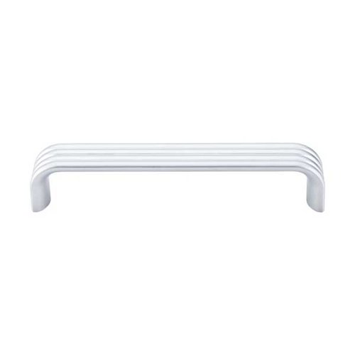 Top Knobs Sanctuary II 5 Inch Center to Center Aluminum Cabinet Pull TK263ALU