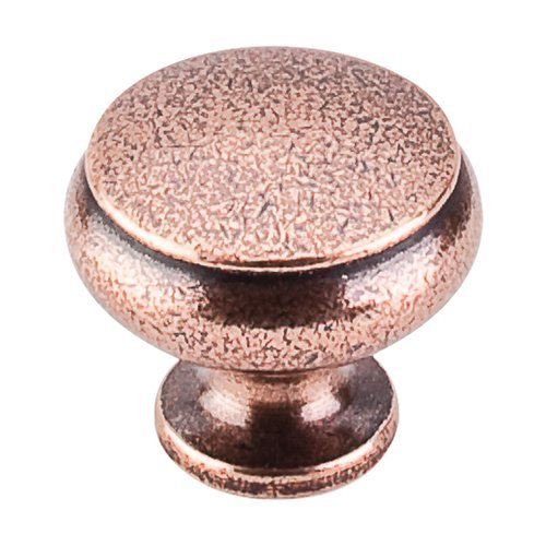 Top Knobs Tuscany 1-1/4 Inch Diameter Old English Copper Cabinet Knob M209