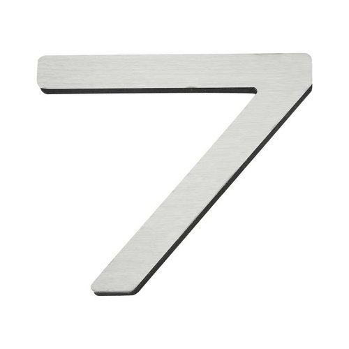 Atlas Homewares Paragon House Number Seven Stainless Steel PGN7-SS