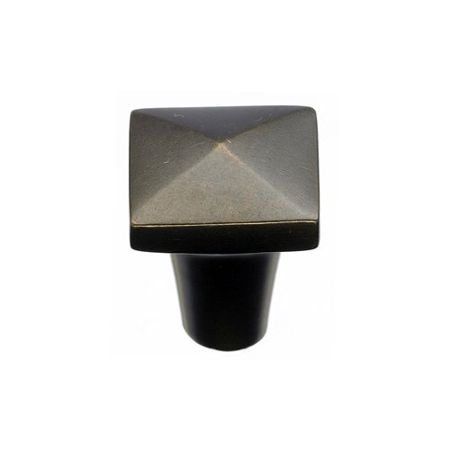 Top Knobs Aspen 7/8 Inch Diameter Medium Bronze Cabinet Knob M1512