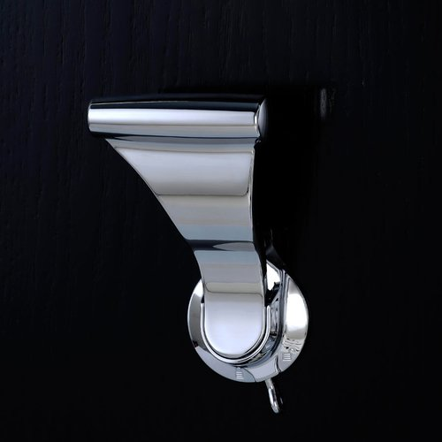 Soss UltraLatch for 1-3/4 inch Door with Privacy Latch Bright Chrome L28P-26
