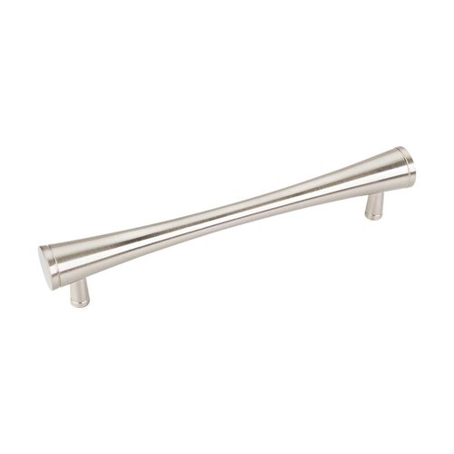 Elements by Hardware Resources Sedona 5-1/16 Inch Center to Center Satin Nickel Cabinet Pull 600SN