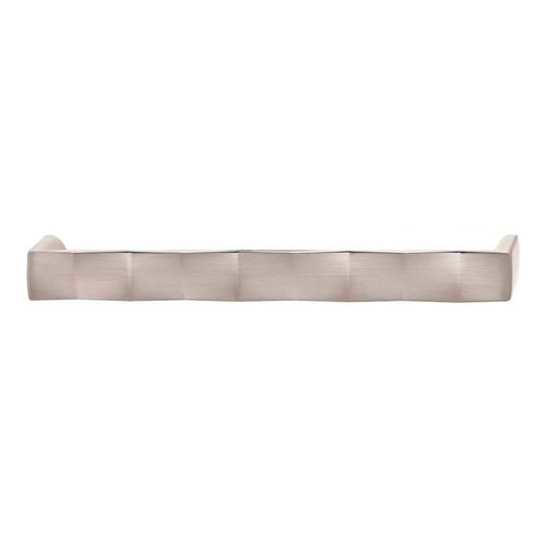 Hafele Aztec 6-1/4 Inch Center to Center Stainless Steel Look Cabinet Pull 113.97.046