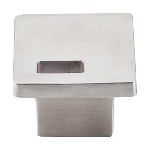 Top Knobs Sanctuary II 1-3/4 Inch Diameter Stainless Steel Cabinet Knob TK269SS