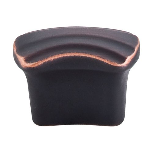 Top Knobs Victoria Falls 3/4 Inch Center to Center Umbrio Cabinet Knob TK220UM