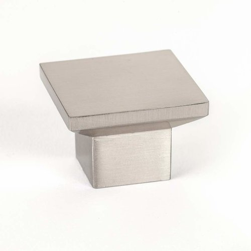 Berenson Elevate 1-9/16 Inch Diameter Brushed Nickel Cabinet Knob 2095-4BPN-P