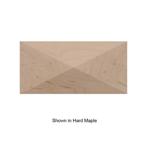 Brown Wood Pinnacle Long Tile Unfinished Walnut 01901016WL1
