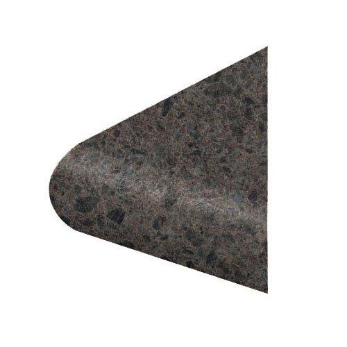 Wilsonart Crescent Bevel Edge Raven Gemstone - 12 Ft CE-CRE-144-1831K-35