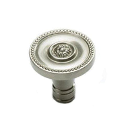 Schaub and Company Meridian 1-3/8 Inch Diameter Satin Nickel Cabinet Knob 800-15