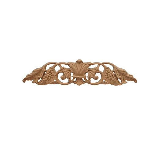 "Hafele Bordeaux Carved Onlay 20"" X 4-1/2"" Cherry 194.78.661"