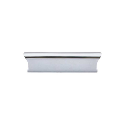 Top Knobs Mercer 3 Inch Center to Center Polished Chrome Cabinet Pull TK553PC