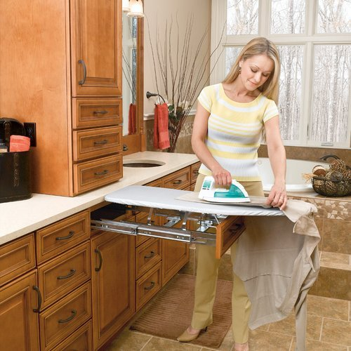 Rev-A-Shelf Closet Fold Out Ironing Board Cover RAS-CIB COVER-R-52