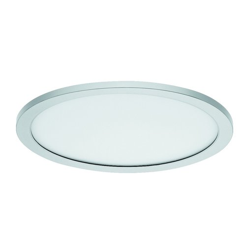 Hafele Loox 24V LED 3023 Silver Surface Mount Spotlight Cool White 833.77.131