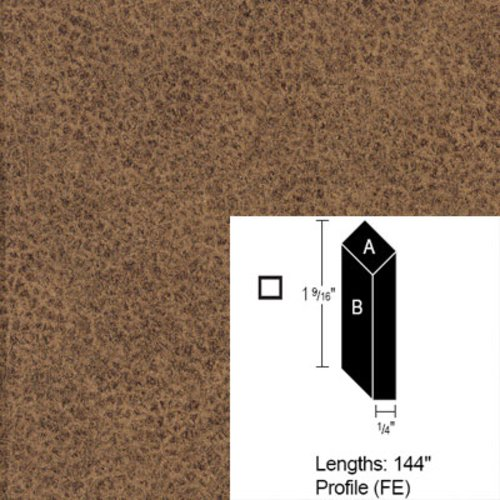 Wilsonart Bevel Edge - Western Bronze - 12 Ft CE-FE-144-4873-60